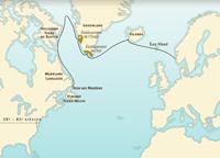 North Atlantic sailings prior to Christopher Columbus