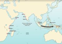 Portuguese expansion in the Indian Ocean