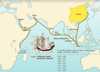Learn about the Age of Discovery, the Voyages of Columbus and ... on columbus route map, leif ericsson route map, leif ericson route map, marco polo route map, vasco da gama route map, giovanni da verrazzano route map, martin frobisher route map, roald amundsen route map, john cabot route map, ibn battuta route map, silk road route map, desoto route map, eric the red route map, hernan cortes route map, henry hudson route map, leif erikson route map, dias route map, magellan route map, hernando de soto route map, mansa musa route map,