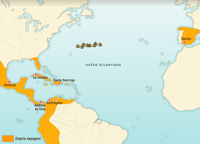 Convoys of Spanish ships to the Indies
