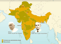 Independence for India and Pakistan
