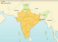 Separatist movements in India