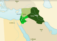 "Arab Plans for Unity: ""Greater Syria"" and the ""Fertile Crescent"""