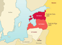 Independence for the Baltic Countries