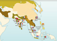 European Expansion in the Far East, 1820-1860