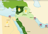The map as history a multimedia atlas the middle east since the beginning of the 20th century gumiabroncs Images