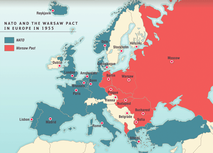 Europe and Nations since 1815
